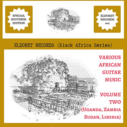 - Various African Guitar Music Volume Two