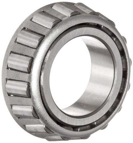 Timken 07100 Tapered Roller Bearing Inner Race Assembly Cone, Steel, Inch, 1.0000