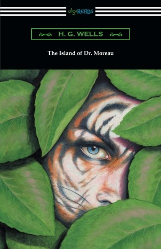 Book cover for The Island of Dr Moreau