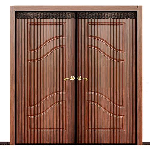 french door screen retractable - 7