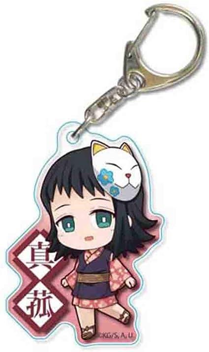 Demon Slayer Anime Acrylic Pendant Keychain