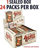 #8: 2017 Topps Allen & Ginter Baseball Factory Sealed 24 Pack Box - Fanatics Authentic Certified - Baseball Wax Packs
