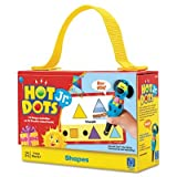 Hot DotsJr. Card Sets, Shapes, Sold as 1 Each