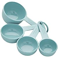 KitchenAid Measuring Cups, Set Of 4, Aqua Sky