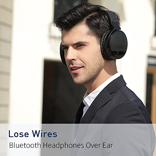 COWIN E8 Active Noise Cancelling Bluetooth Headphones