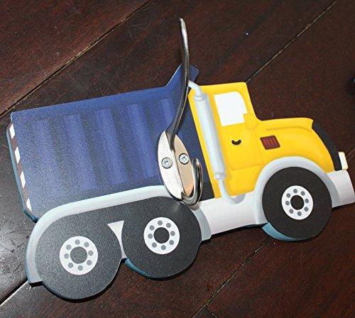 Dump Truck Boys Clothes Peg Rack Clothin - Personalized Peg Rack Shopping Results