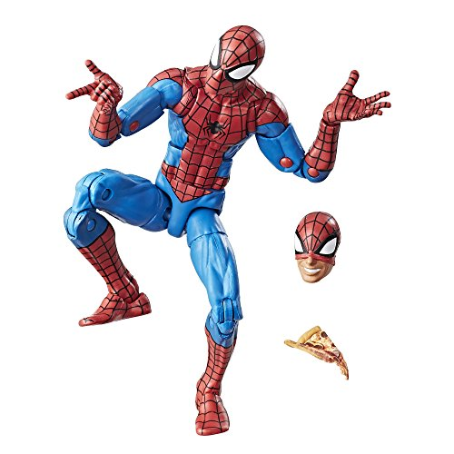 Marvel Retro 6-inch Collection Spider-Man Figure (Retro Action Figures)
