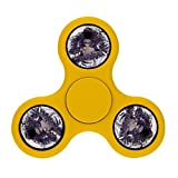 Ajin High Speed Fidget Spinner Toy Safety and Funny And Reduce Anxiety And Boredom In ADHD,Minimize Stress.