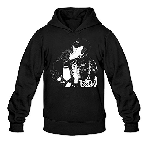 OMMIIY Men's American Hip Hop Band Death Grips Hoodie, used for sale  Delivered anywhere in USA