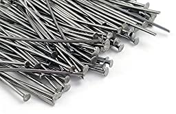 100pc Stainless Steel Flat Head Pins- Hypoallergenic- Jewelry Making- 1.18 inch (30mm x 21 gauge)