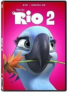 Rio 2 Family Icons