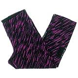 Calvin Klein Performance Womens Yoga Fitness Athletic Leggings Purple S