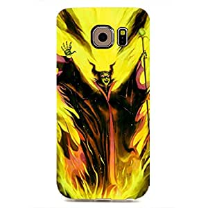 The Vallian Maleficent Phone Case,Samsung Galaxy S6 edge Phone Case,The Protective Case Cover For Samsung Galaxy S6 edge
