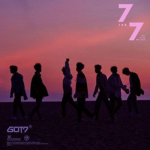 CD : GOT7 - 7 For 7 (Asia - Import)