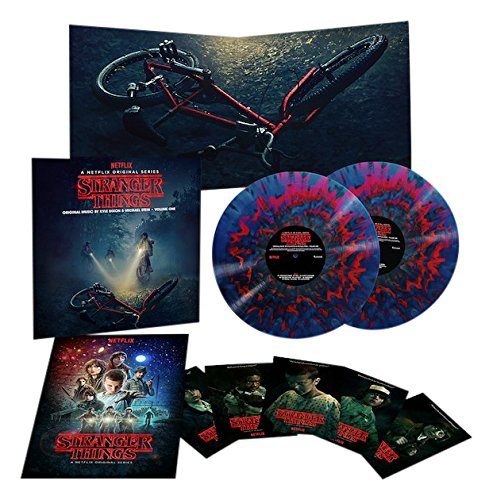 Stranger Things Deluxe Edition Vinyl Vol 1