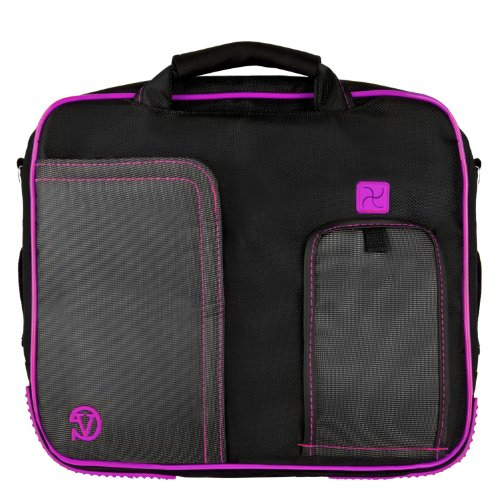 pindar-messenger-shoulder-carrying-bag-durable-case-purple-trim-for-the-philips-pd9016-9-inch-portab