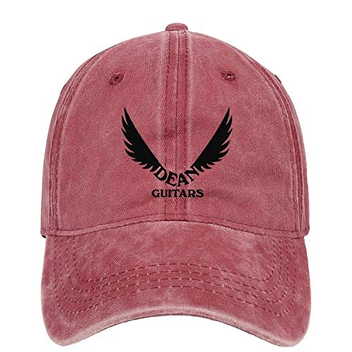 (Young Man Vintage Washed Distressed Strapback Hat Designer Twill Dad-Hats)