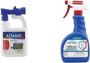 Adams Plus Flea & Tick Yard Spray and Home Spray