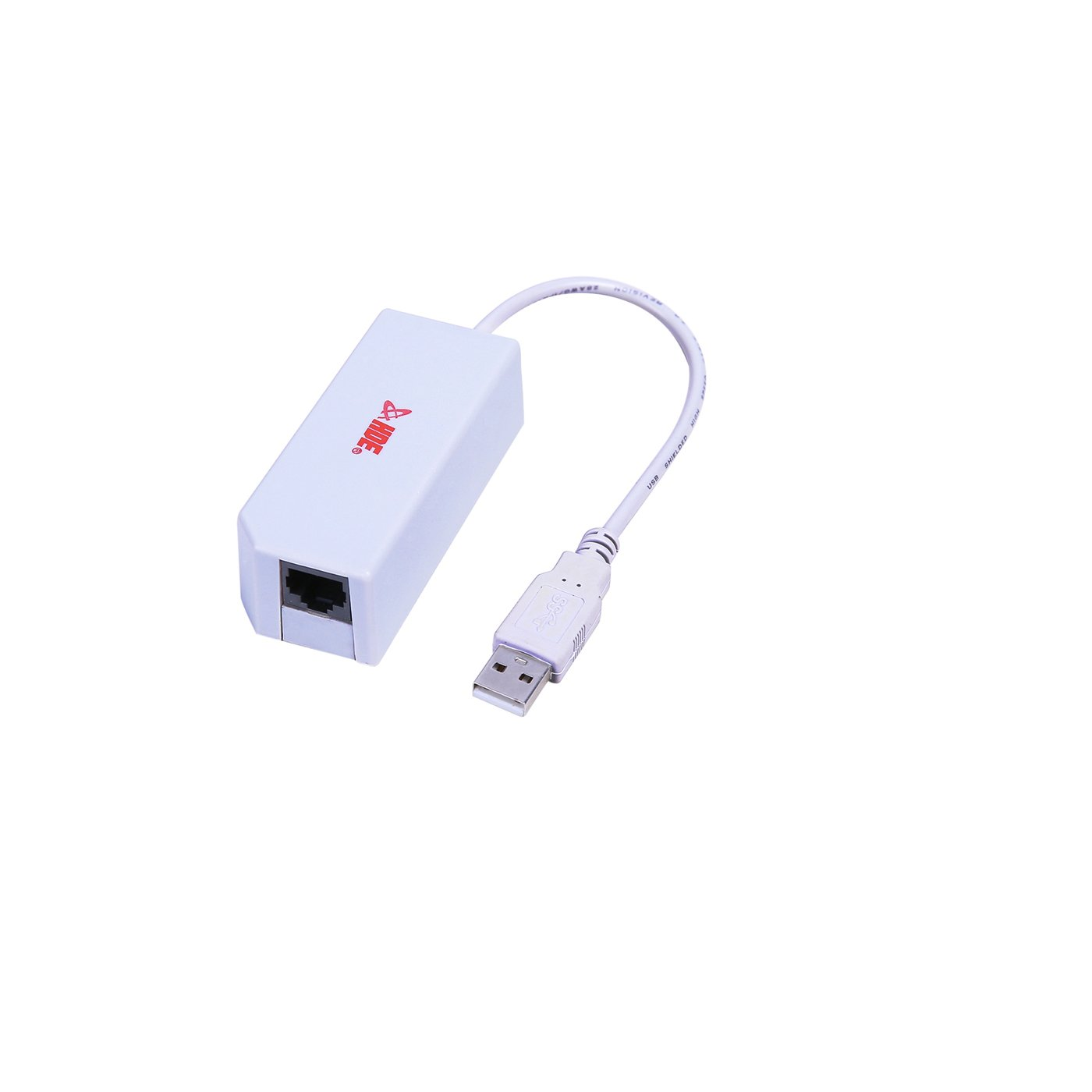 HDE Ethernet Adapter for Nintendo Switch / Wii U / Wii USB to LAN Network Adapter [Wired Connection] Converter by HDE