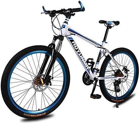 XER Bicicleta de montaña para Hombre, Cuadro de Aluminio de 24 ...