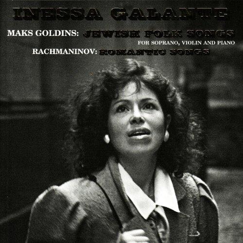 Goldins: Jewish Folk Songs - Rachmaninov: Romantic Songs