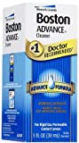 Bausch and Lomb Boston Advance Cleaner -- 1 oz (Quantity of 3)