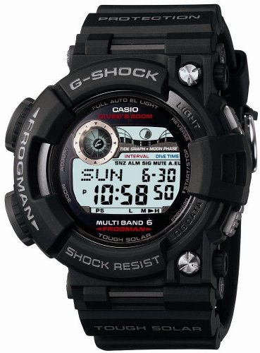 Casio G Shock Digital GWF 1000 1jf Warranty