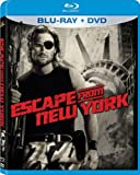Escape from New York (Two-Disc Blu-ray/DVD Combo in Blu-ray Packaging)