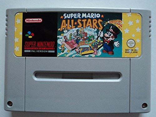 Super Mario All-Stars - Super Nintendo SNES (Mario Allstars)