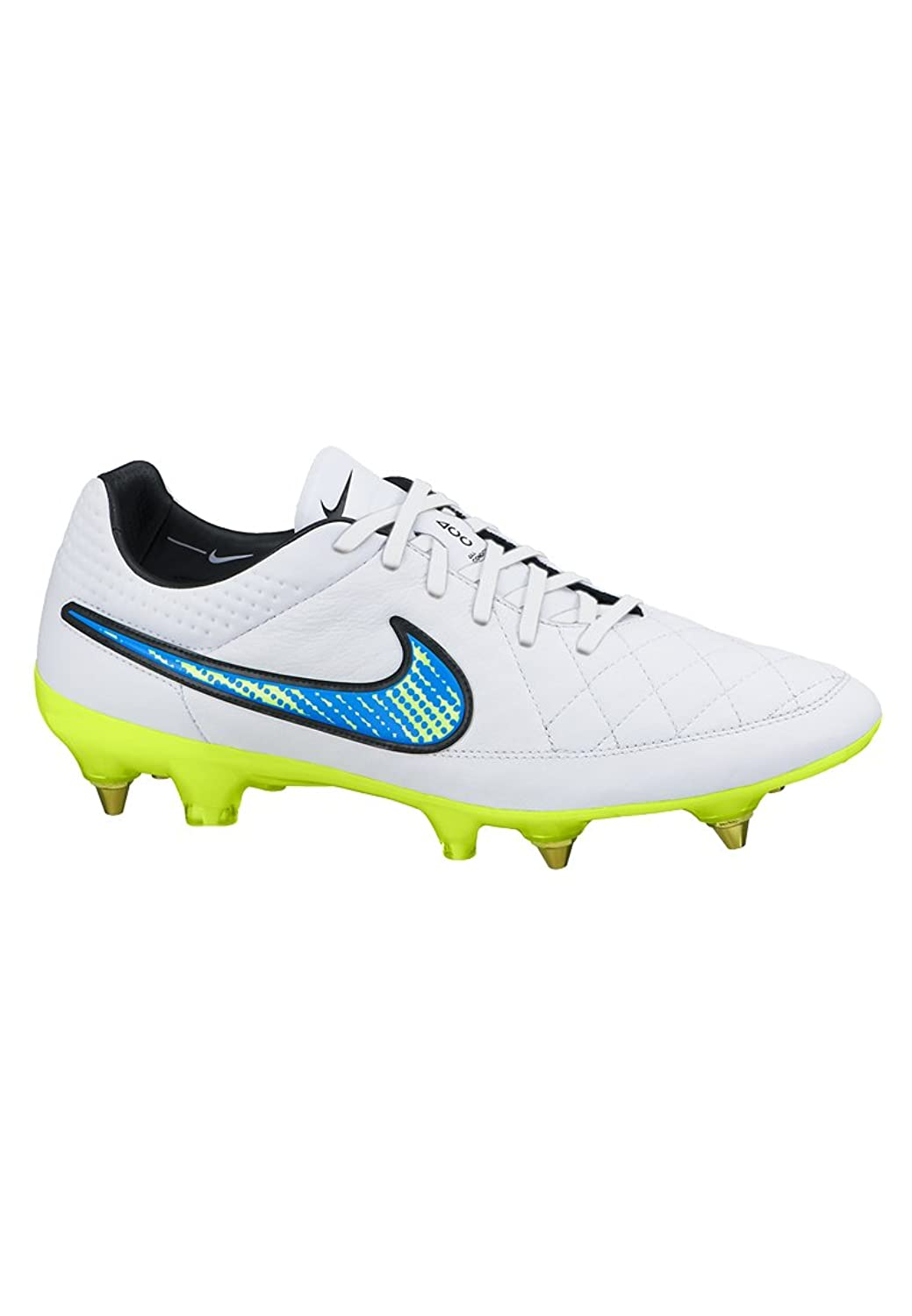 nike tiempo legend V SG-PRO mens football boots 631614 soccer cleats soft  ground (US 9.5, white volt soar black 174): Amazon.ca: Shoes & Handbags