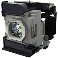 AuraBeam Economy Panasonic PT-AE8000U Projector Replacement Lamp with Housing