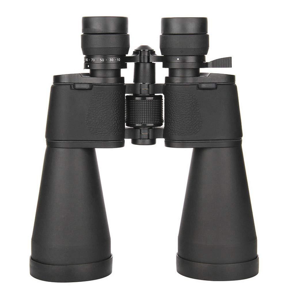DWEN [27] Binoculares de Alta Potencia 10 / 180X100 HD Zoom Telescopio Espejos metálicos de Gran Calibre para Viajes de autoconducción en el Exterior y observación astronómica Optical element