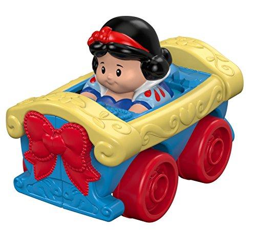 Fisher-Price Little People Disney Princess, Snow Whites Mine Cart