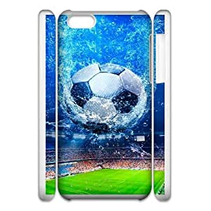 iphone 5c Cell Phone Case 3D Fifa World Cup Brazil Customized Gift pxr006_5245003