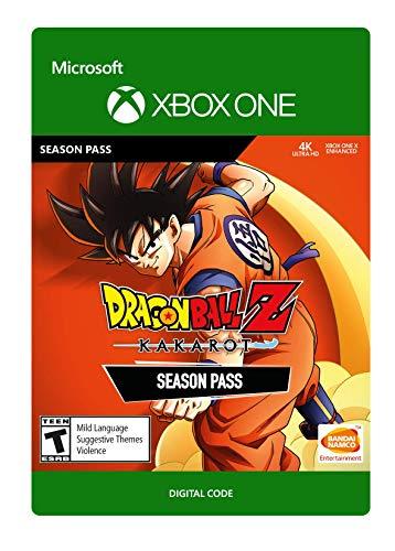 Dragon Ball Z: Kakarot Season Pass - Xbox One [Digital Code]