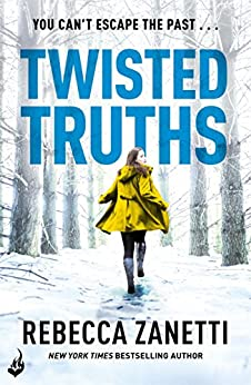 Twisted Truths: Blood Brothers Book 3 by [Zanetti, Rebecca]