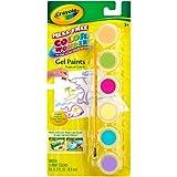 Crayola Color Wonder Gel Tropical Paint Palette Refill
