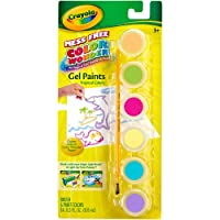 Crayola Color Wonder Gel Tropical Paint Palette Refill