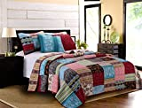 Greenland Home 5 Piece Bohemian Dream Bonus Set, King