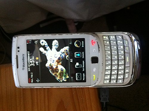 BlackBerry Torch 9800 GSM 3G Used Smartphone White AT&T (Rim Blackberry 3g)