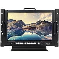 Ikan VXF17 17 Full HD 3G-SDI/HDMI Rackmount LCD Monitor for Studio & Field