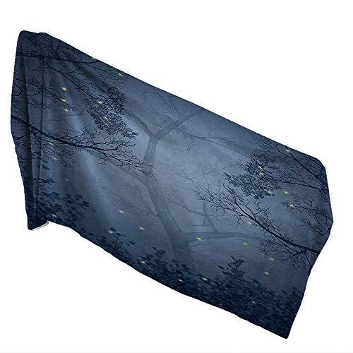 QIN-Home 100% Premium Quality Bath Towel 10 x