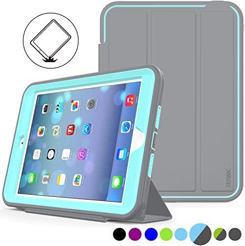 iPad Mini Leather Feature SkyBlue