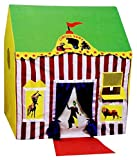crazy toys Jumbo Size Circus Tent House for Kids