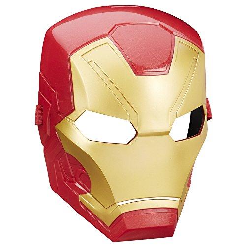 Marvel Captain America: Civil War Iron Man Mask -