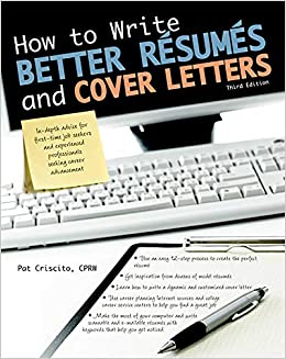 How to Write Better Résumés and Cover Letters (Barron\'s How ...