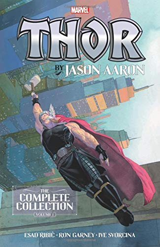 - Thor by Jason Aaron: The Complete Collection Vol. 1