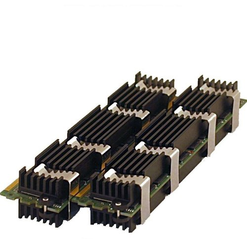 8GB (2X4GB DIMMs) MA356LL/A - A1186 APPLE MAC PRO MEMORY DDR2 667 FULLY BUFFERED DIMM RAM ()