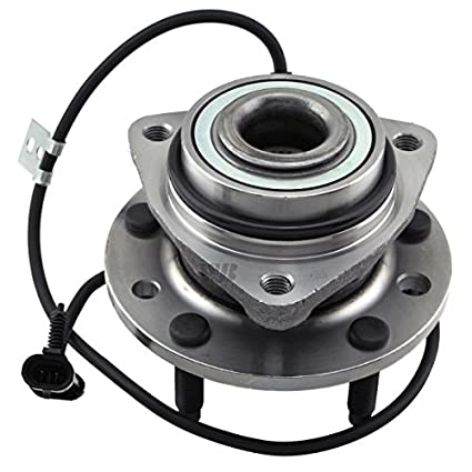 WJB WA513124 - Front Wheel Hub Bearing Assembly - Cross Reference: Timken 513124 / Moog 513124 / SKF BR930097