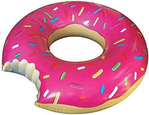 MENGCORE® - Gigantesco flotador en forma de rosquilla para piscina ...